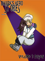 Dhark's Hero Stories volume 1