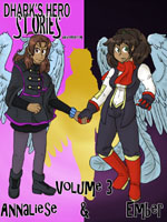 Dhark's Hero Stories volume 3